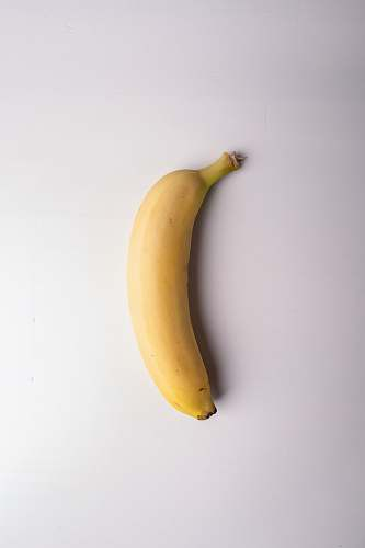 food yellow banana fruit banana