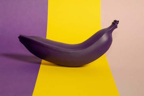 food one purple banana fruit banana