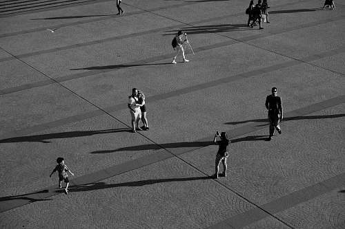 human people in park person