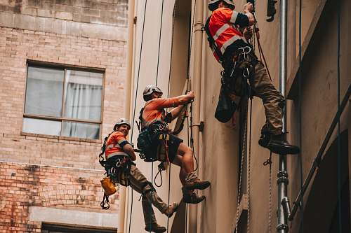 person people climbing using rope during daytime sydney