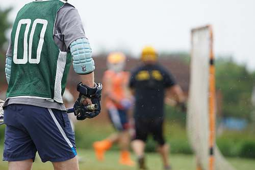 apparel people playing lacrosse game clothing