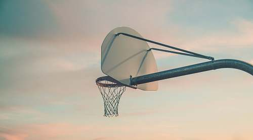 las vegas low-angle photography of basketball hoop united states