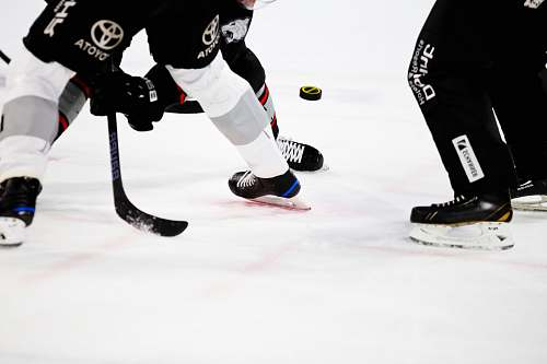 sport people playing ice hockey hockey