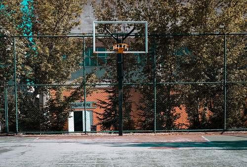 sports black basketball system basketball
