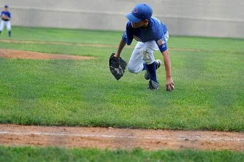 sports boy wearing baseball gear baseball