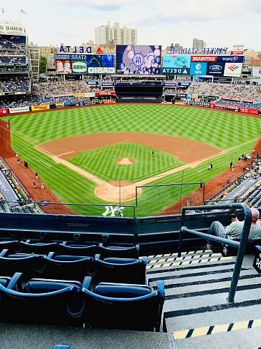 arena New York Yankees baseball park building