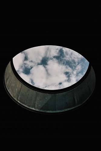 building cloudy sky window