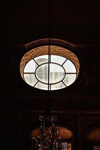 architecture clear glass lamp window