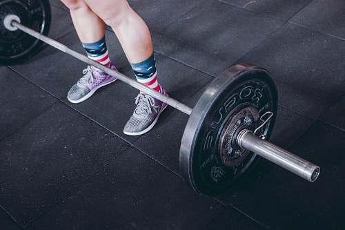 fitness person doing exercise gambaru crossfit